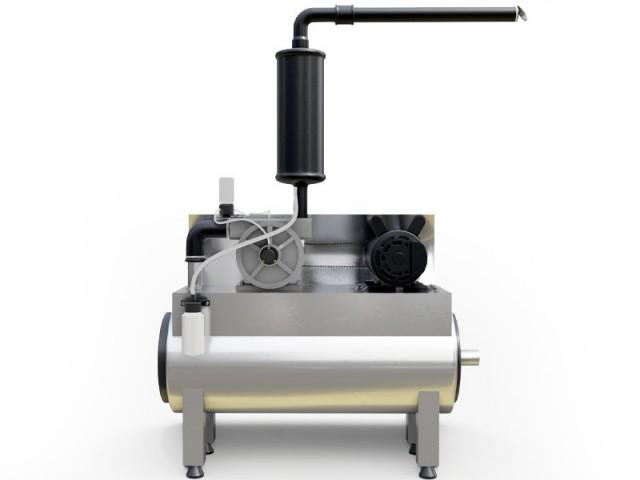 Unidade de Vácuo WZ 900 Weizur
